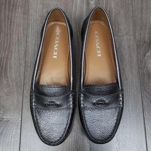 COACH Loafer Style Flats